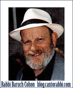 Rabbi Baruch Cohon