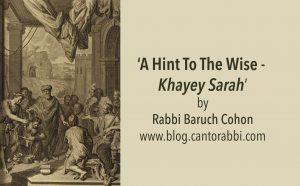 khayey-sarah